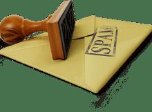 С вашей почты рассылаются нежелательные письма